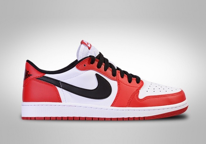 NIKE AIR JORDAN 1 RETRO LOW OG 'CHICAGO'