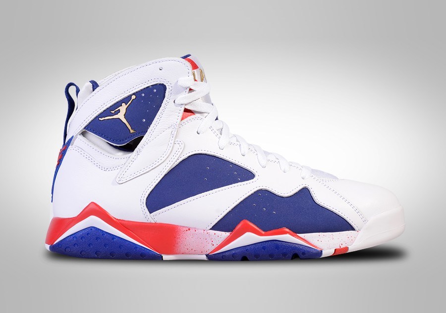 competitive price d3a8f e23d6 NIKE AIR JORDAN 7 RETRO OLYMPIC ALTERNATE