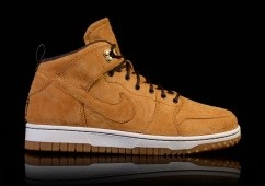 NIKE DUNK CMFT WHEAT/BAROQUE BROWN-SAIL-GUM LIGHT BROWN