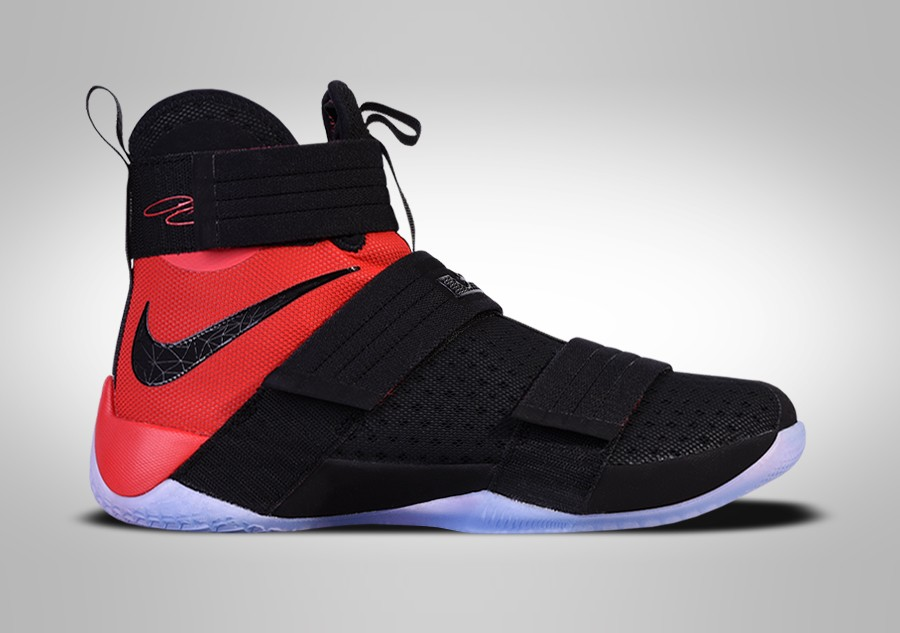 timeless design 49f88 b05ad NIKE LEBRON SOLDIER 10 SFG BRED price €117.50   Basketzone.net