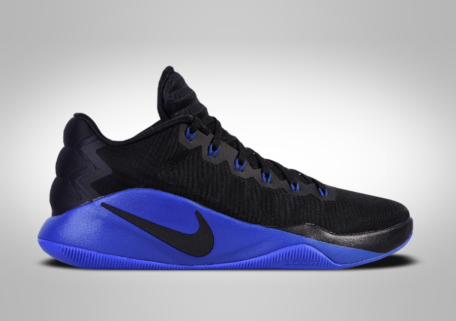eb55fc08cc1c NIKE HYPERDUNK 2016 LOW BLACK BLUE price €105.00