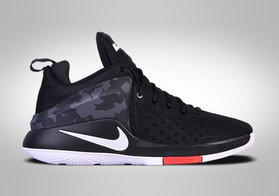 new concept 7c472 5ac08 NIKE LEBRON ZOOM WITNESS BLACK CAMO price €92.50   Basketzone.net