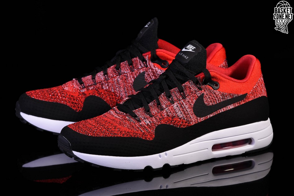 bbbd8c68853f NIKE AIR MAX 1 ULTRA 2.0 FLYKNIT UNIVERSITY RED price €135.00 ...