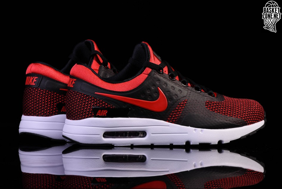 newest 241d0 61619 NIKE AIR MAX ZERO ESSENTIAL UNIVERSITY RED price €115.00 ...
