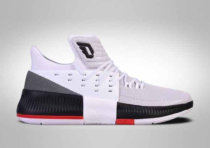 the latest f91d7 fe5d6 ADIDAS DAME 3 RIP CITY DAMIAN LILLARD