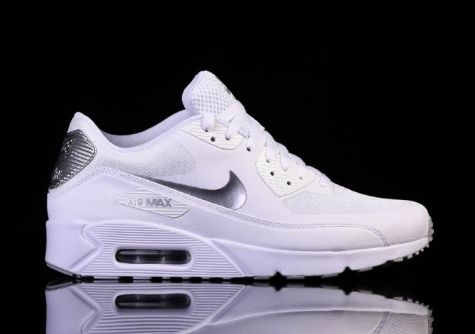 newest 2e8f1 693ea NIKE AIR MAX 90 ULTRA 2.0 ESSENTIAL WHITE