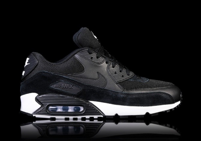 2020 New Release Nike Air Max 90 Essential Black White