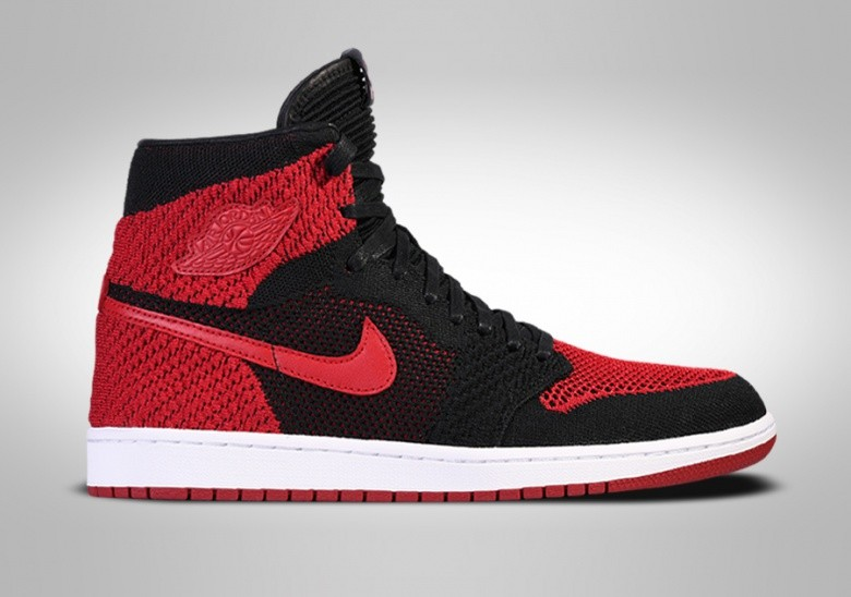 1d716cd81109 NIKE AIR JORDAN 1 RETRO HIGH FLYKNIT BANNED BG (SMALLER SIZE) pour ...