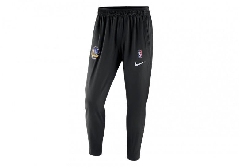 NIKE NBA GOLDEN STATE WARRIORS PANT SHOWTIME BLACK