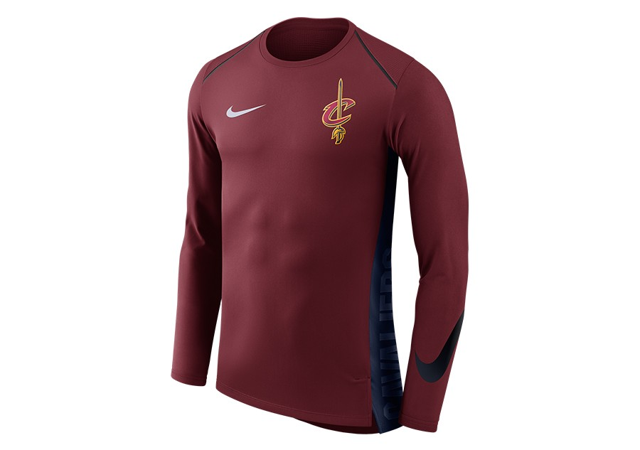 5b1dd266298aa NIKE NBA CLEVELAND CAVALIERS TOP TEAM RED per €57