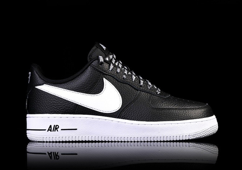 buy popular 498c8 baee3 ... coupon nike air force 1 07 lv8 nba pack black 101c8 17ecd