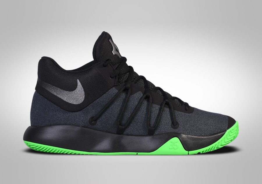 finest selection e55b2 479ff NIKE KD TREY 5 V BLACK RAGE GREEN
