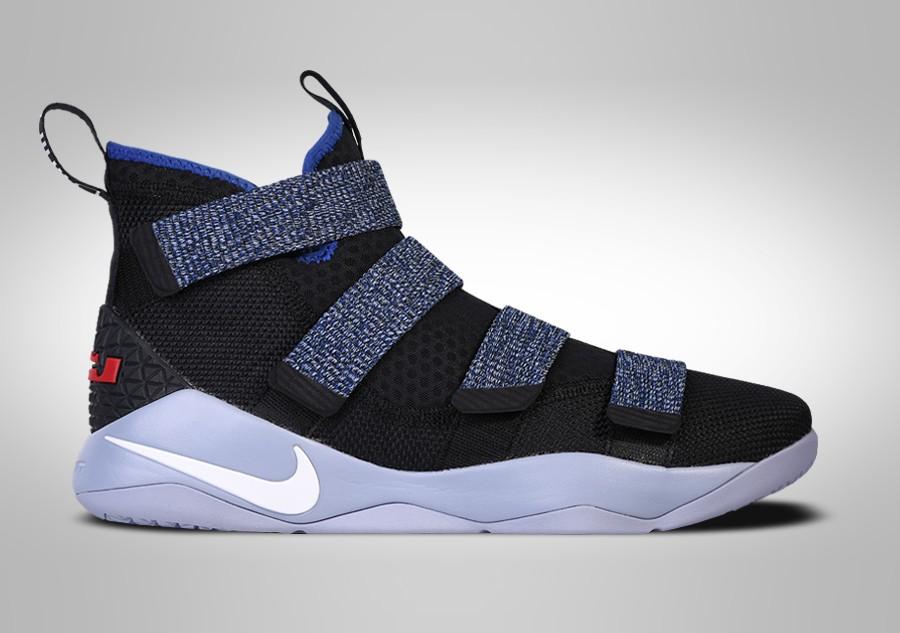 Nike LeBron Soldier 11 NIKE LEBRON SOLDIER 11 GLACIER GREY price €107.50 | Basketzone.net