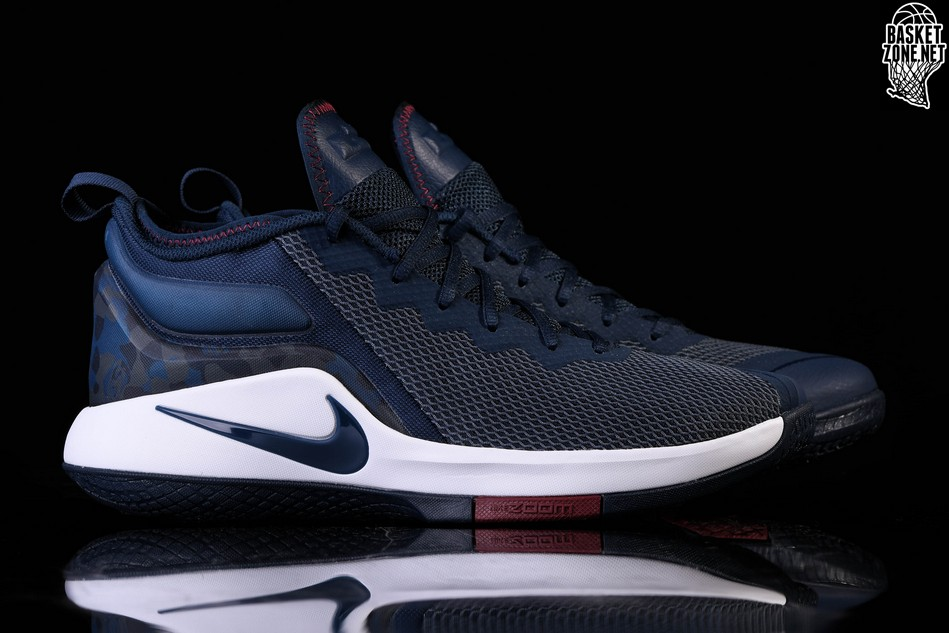 wholesale dealer 933fa 81d90 ... discount code for nike lebron witness ii college navy c8944 76f96