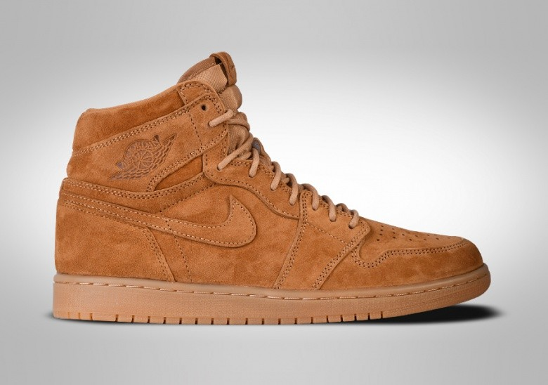 NIKE AIR JORDAN 1 RETRO HIGH OG WHEAT