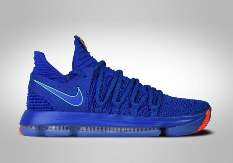 NIKE ZOOM KD 10 CITY EDITION