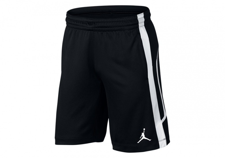 7ee658356f02 NIKE AIR JORDAN FLIGHT BASKETBALL SHORTS BLACK cena 1055