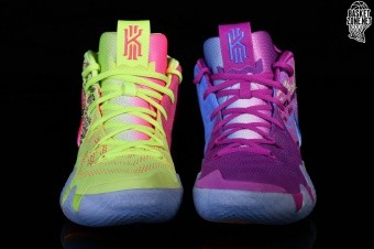 new products f8013 b27d8 NIKE KYRIE 4 CONFETTI LIMITED EDITION per €275,00 ...