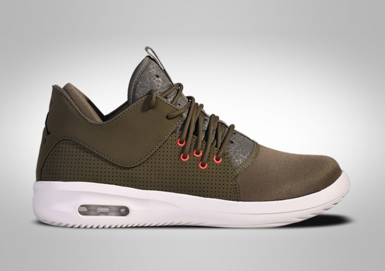 NIKE AIR JORDAN FIRST CLASS OLIVE