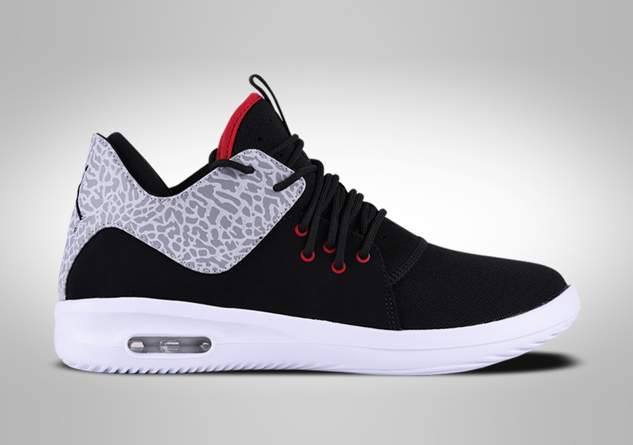 online store d316e f4106 NIKE AIR JORDAN FIRST CLASS BLACK CEMENT price €109.00   Basketzone.net