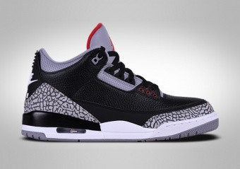 BASKETBALSCHOENEN. BASKETBALSCHOENEN. NIKE AIR JORDAN 3 RETRO BLACK CEMENT 43b1d6424a89c