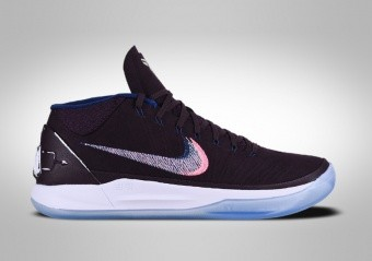 NIKE KOBE A.D. 12 MID PORT WINE