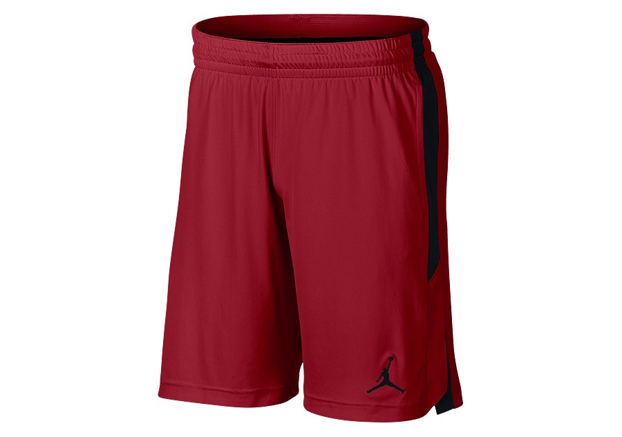 ceb157543989 NIKE AIR JORDAN DRI-FIT 23 ALPHA TRAINING KNIT SHORTS GYM RED price ...