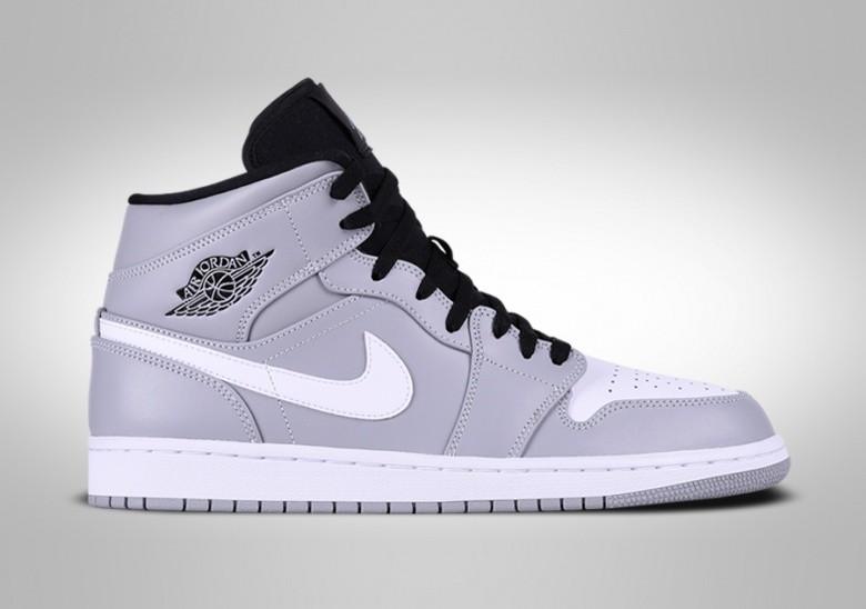 Jordan Retro Wolf Mid Price Nike Air 1 Grey AjL3cqRS54