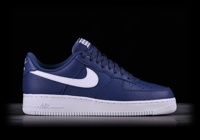 cheap for discount 4fec9 b1ea0 NIKE AIR FORCE 1  07 BLUE RECALL
