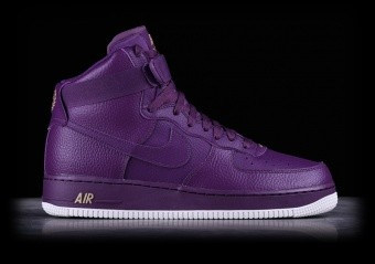 NIKE AIR FORCE 1 HIGH '07 NIGHT PURPLE