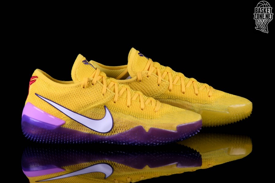 pretty nice a3dbc 17785 NIKE KOBE AD NXT 360 LAKERS price €185.00 | Basketzone.net
