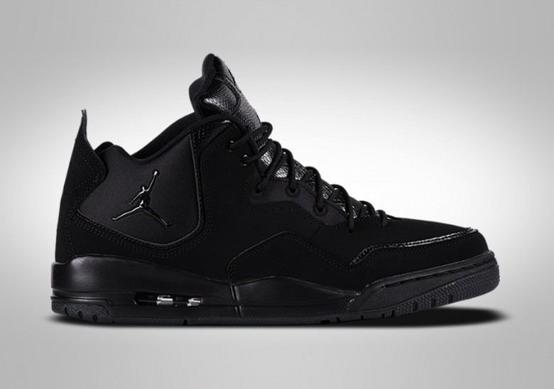 NIKE AIR JORDAN COURTSIDE 23 TRIPLE BLACK