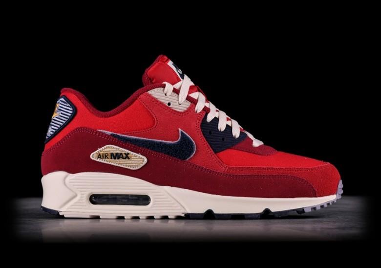 air max 90 premium red