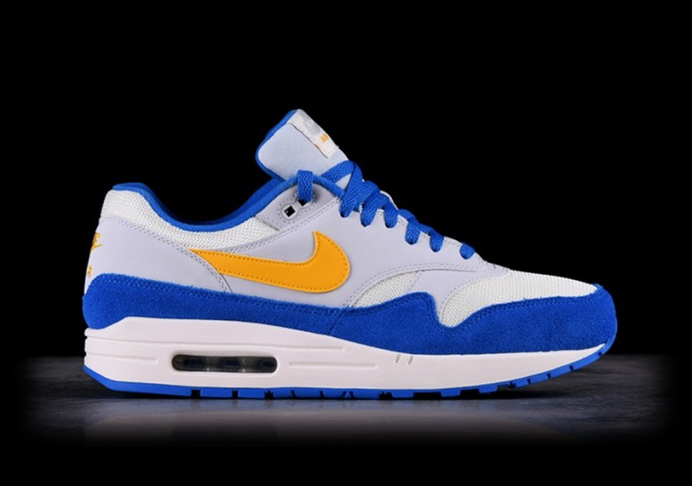NIKE AIR MAX 1 BLUE YELLOW