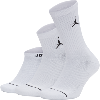 AIR JORDAN EVERYDAY WATERFALL SOCKS