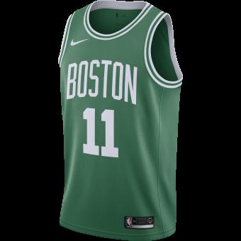 NIKE NBA BOSTON CELTICS KYRIE IRVING ROAD SWINGMAN JERSEY