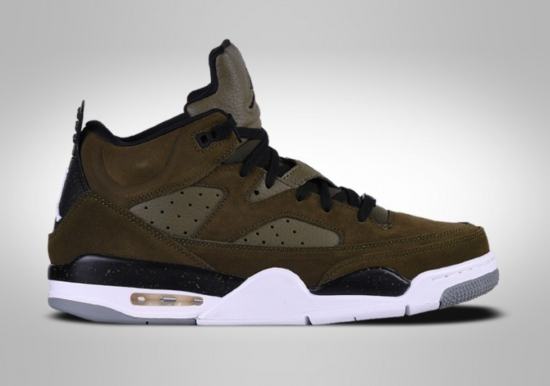 NIKE AIR JORDAN SON OF LOW GREEN CAMO