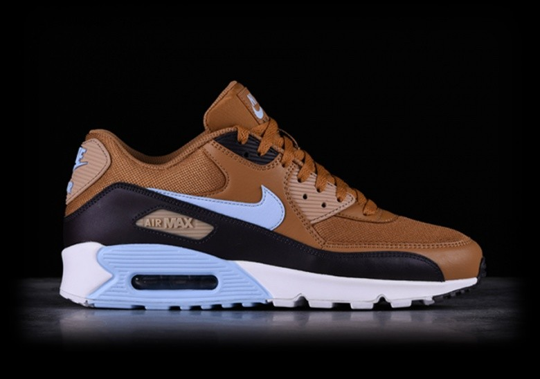 a64bb25258 NIKE AIR MAX 90 ESSENTIAL MUTED BRONZE price €127.50 | Basketzone.net