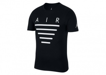 NIKE AIR JORDAN JBSK HO 2 TEE BLACK