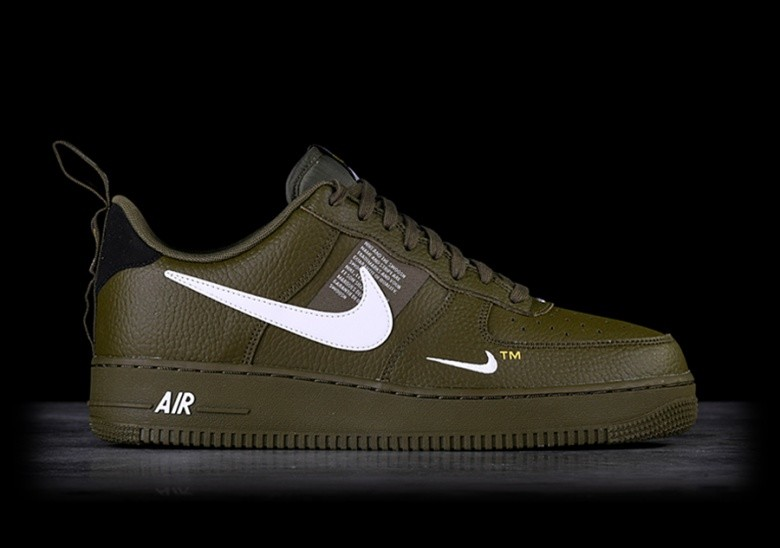 reputable site f1b47 b52b5 NIKE AIR FORCE 1  07 LV8 UTILITY OLIVE CANVAS price €115.00 .