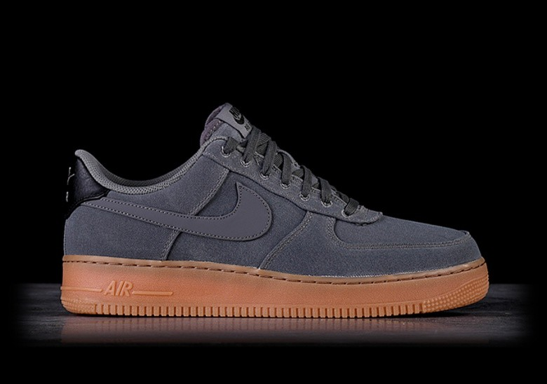 NIKE AIR FORCE 1 '07 LV8 STYLE FLAT PEWTER