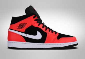 new product 5b002 86029 NIKE AIR JORDAN 1 RETRO MID INFRARED