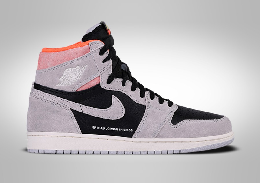NIKE AIR JORDAN 1 RETRO HIGH OG NEUTRAL GREY