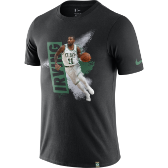 NIKE NBA BOSTON CELTICS KYRIE IRVING DRY TEE