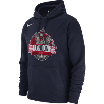 NIKE NBA GLOBAL GAMES WASHINGTON WIZARDS HOODIE