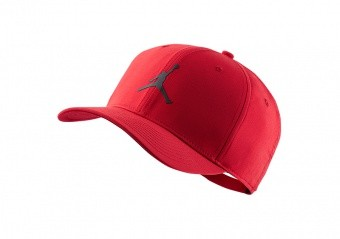 NIKE AIR JORDAN CLASSIC99 SNAPBACK GYM RED