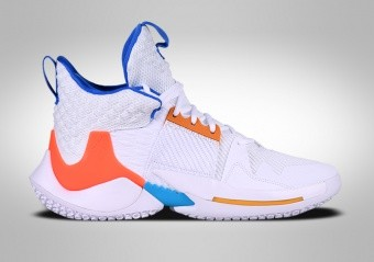 NIKE AIR JORDAN WHY NOT ZER0.2 OKC HOME R. WESTBROOK