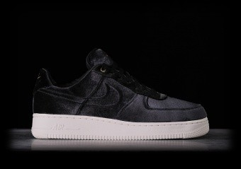 NIKE AIR FORCE 1 '07 PRM 3 BLACK