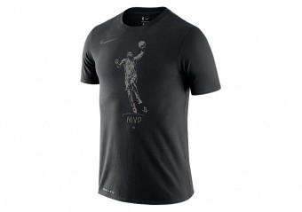 NIKE NBA MVP JAMES HARDEN DRY TEE BLACK