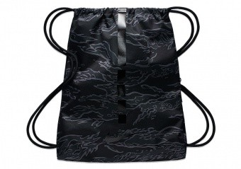 NIKE HOOPS ELITE BASKETBALL GYMSACK 2.0 BLACK